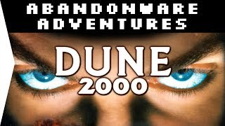 Dune 2000 ► RTS from 1998! - Gameplay & Download on Windows 10 - [Abandonware Adventures!]