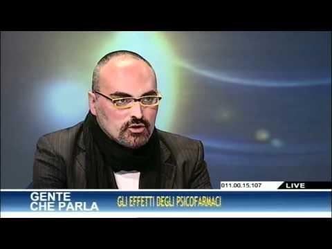 GLI EFFETTI DEGLI PSICOFARMACI - GENTECHEPARLA 10.06.11