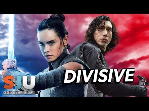 Is The Last Jedi the Most Divisive Star Wars Movie Ever? (SPOILERS) – SJU