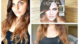 How To Dye Your Hair Ombre At Home  Hair Tutorial DIY