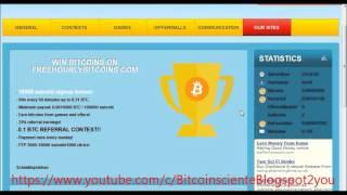 [Proof] New Bitcoin Faucet +1.150000 satoshi Pagamento 2016