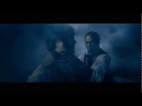 """Abraham Lincoln: Vampire Hunter Movie Clip """"Train Escape"""" Official [HD]"""