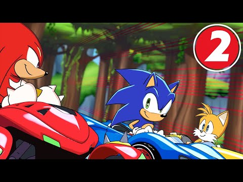 Check out Team Sonic Racing Overdrive part two right here