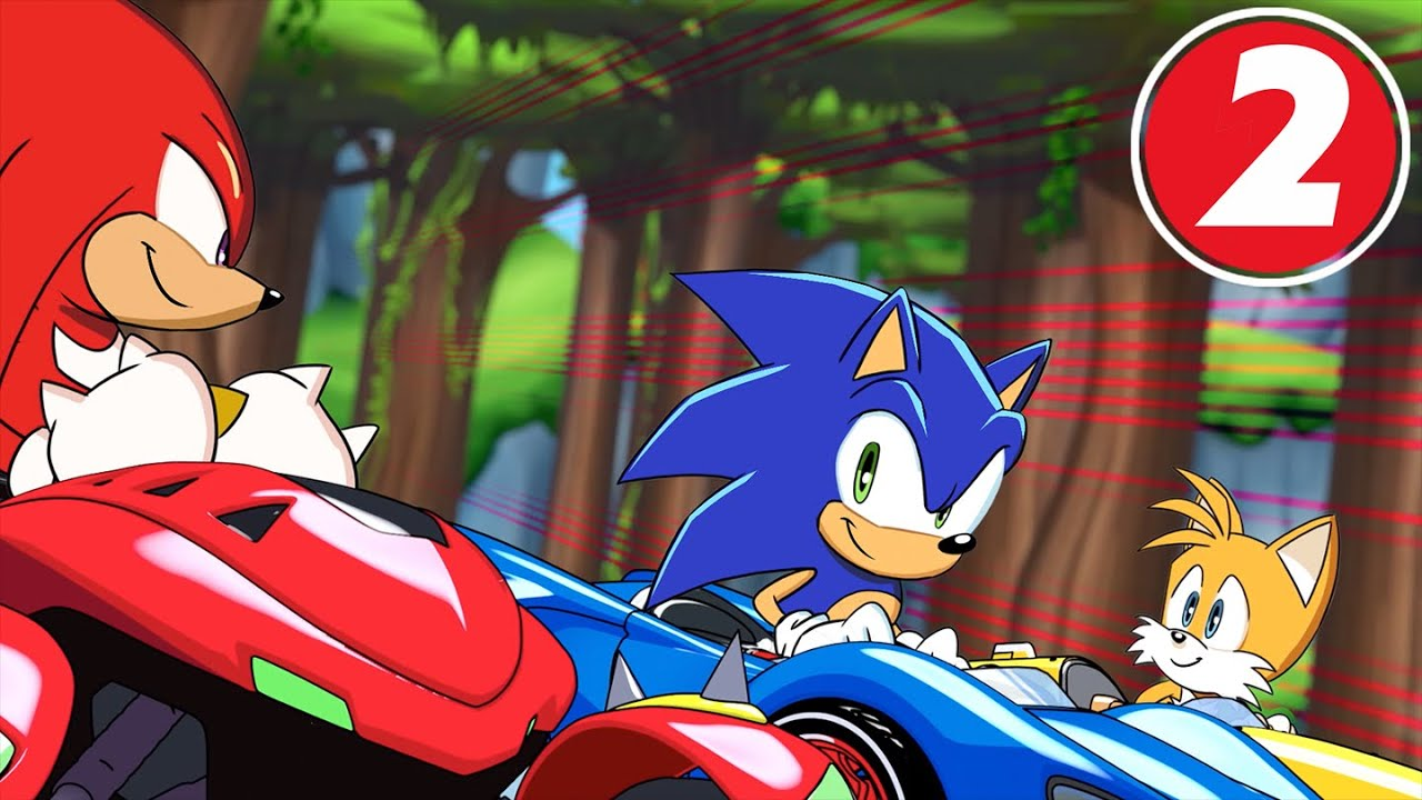 Team Sonic Racing Overdrive Part 2 Youtube