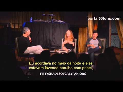 Kelly Marcel fala sobre Cinquenta Tons de Cinza - 2 LEGENDADO