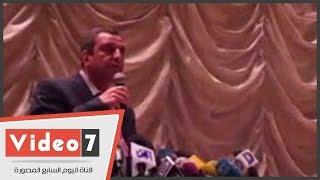 بالفيديو.. نقيب الصحفيين: نشعر بالقلق والخوف من قانون الصحافة الجديد