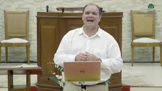 Escola Bíblica Dominical em 05/07/2020