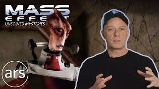 Bioware Answers Unsolved Mysteries of the Mass Effect Universe | Ars Technica