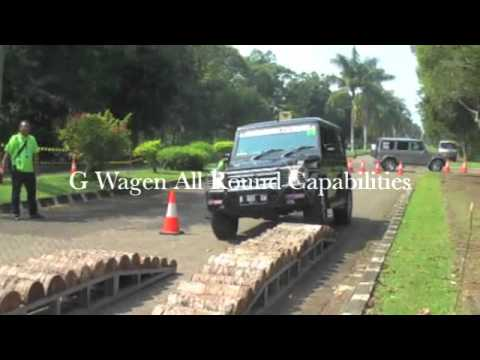 Mercedes Benz G Experience Indonesia