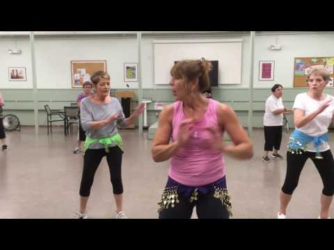 Zumba at the Swansea COA Continues