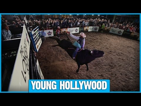 Bull Riding at THE LONGEST RIDE World Premiere!
