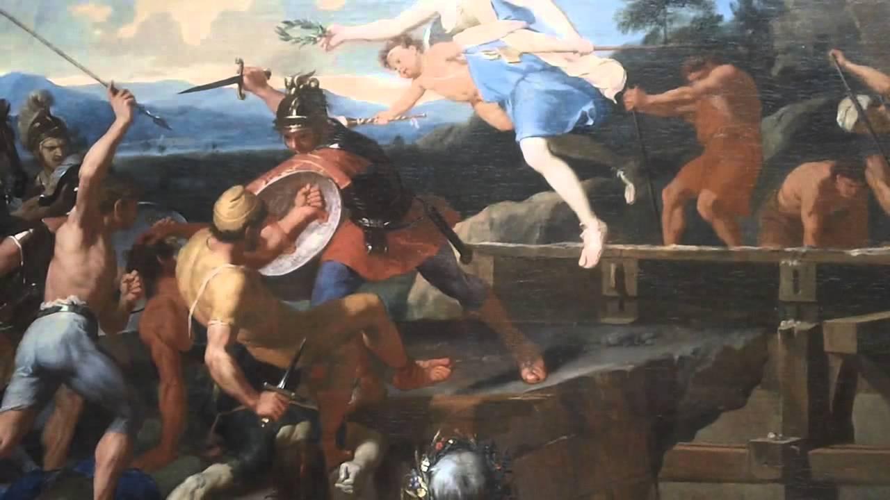 how horatius kept the bridge