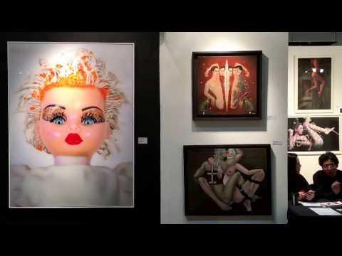 2017 LA ART Show x LA Convention Center