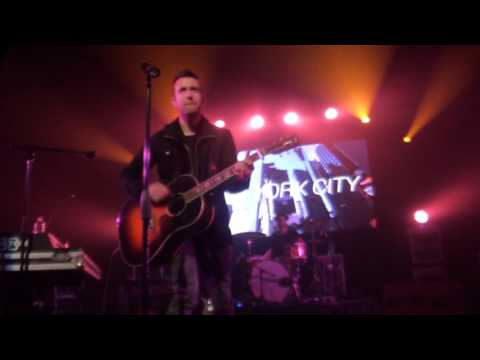 Hawk Nelson - Thank God For Something - Here For You Tour Millville NJ 2015