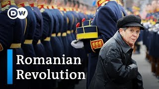 Romania marks anniversary of Ceausescu execution | DW News