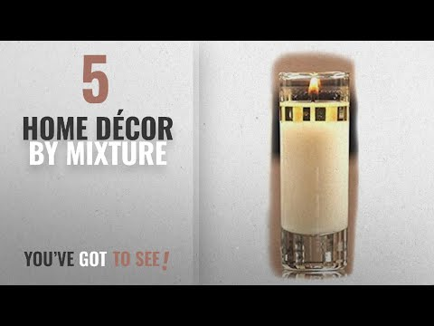 Top 10 Home Décor By Mixture [ Winter 2018 ]: MARINE Mixture 2 oz Clear Soy Votive Scented Jar