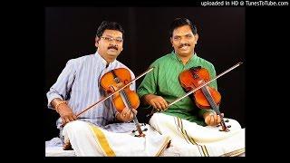Violin Duet.. Thiruvizha Viju S Anand & Idappally Ajithkumar...Ramakathasutha..Madhyamavathi