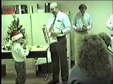 Eaton Engineering Dept Xmas 1990