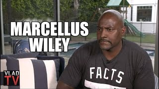 Marcellus Wiley Reveals Top 4 NFL GOATS, Why Tom Brady Isn't on the List (Part 7)
