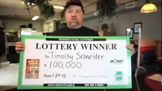PA Lottery Win Buys Erie Man a Restaurant