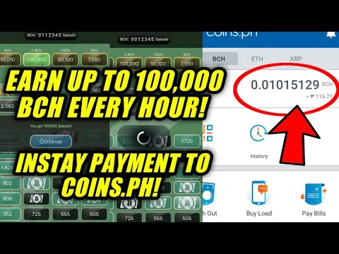 Want More Bitcoin Cash To Your Coins.ph For FREE?? Then This Video Is For You!!