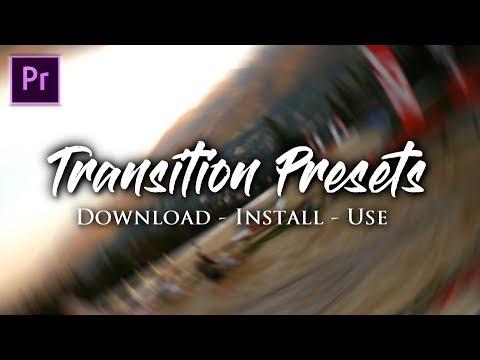 Adobe Premiere Transition