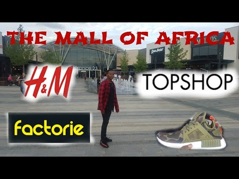 SHOPPING AT THE MALL OF AFRICA (#3)