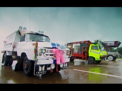 Supersize Burmese Drag Race - Top Gear - Series 21 - BBC