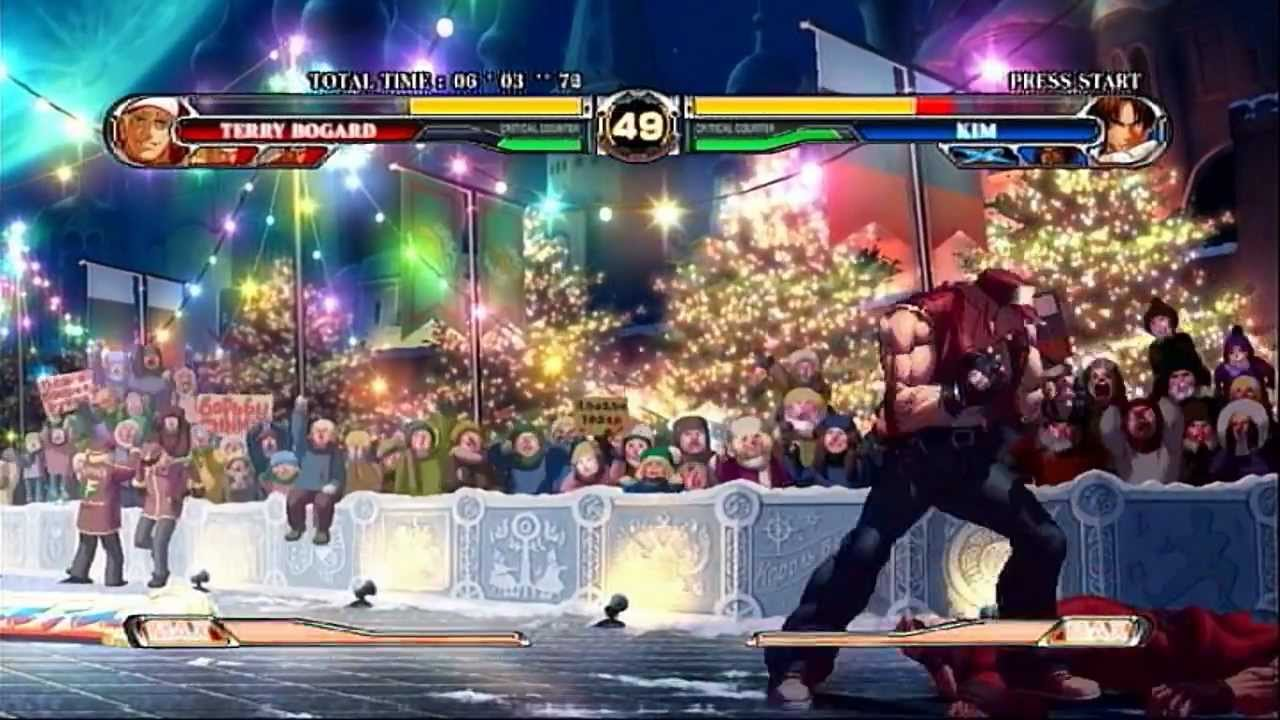 The King Of Fighters Xii For Playstation 3 Youtube