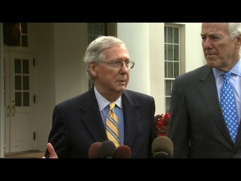 Thumbnail: McConnell: Health care meeting with Trump helpful