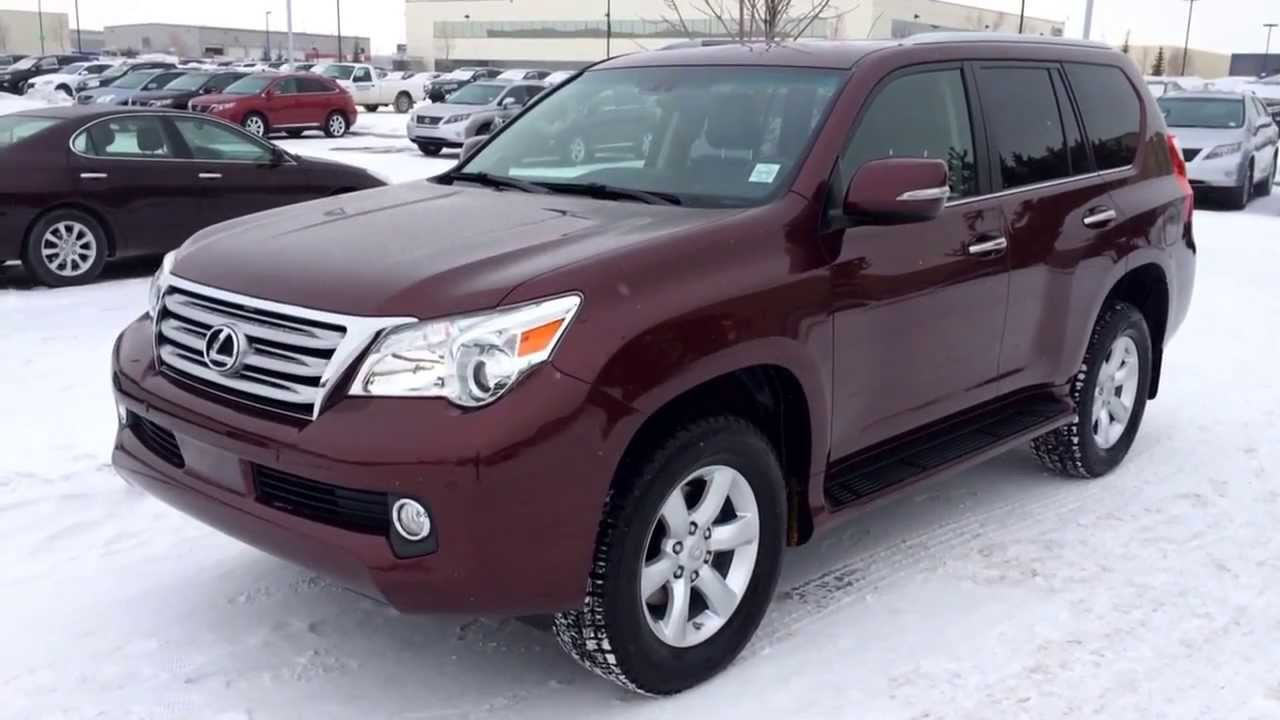 pre owned 2011 lexus gx 460 premium package review youtube. Black Bedroom Furniture Sets. Home Design Ideas
