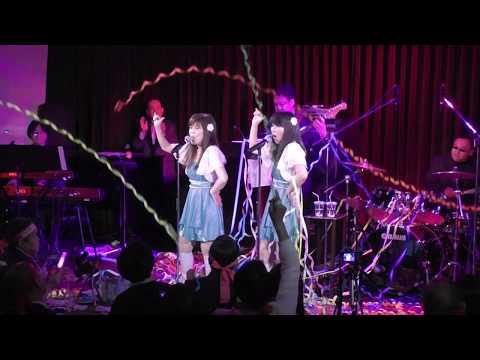 アラカンアイドル myunとyayo~「キャンディーズメドレーⅢ / やさしい悪魔ほか」公式ライブVOL.10 ラドンナ原宿にて