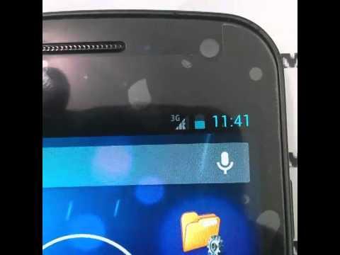 Activación con Tricom voz & Data Samsung Galaxy Nexus SPH-L700.