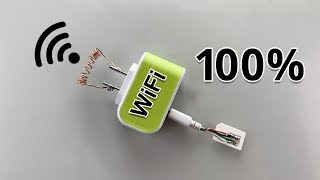 Free internet Without Sim Card 100% | New idea for Free WiFi internet 2019