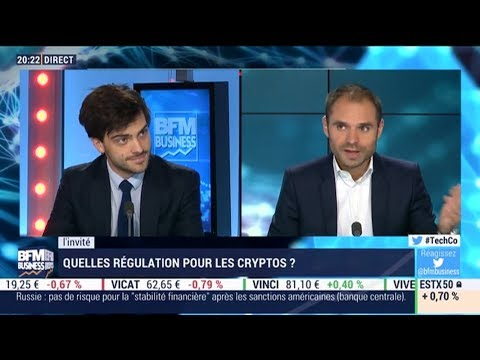 Blockchain, crypto et ICO : quelle régulation ? - Interview d'Arthur Millerand (Parallel Avocats)