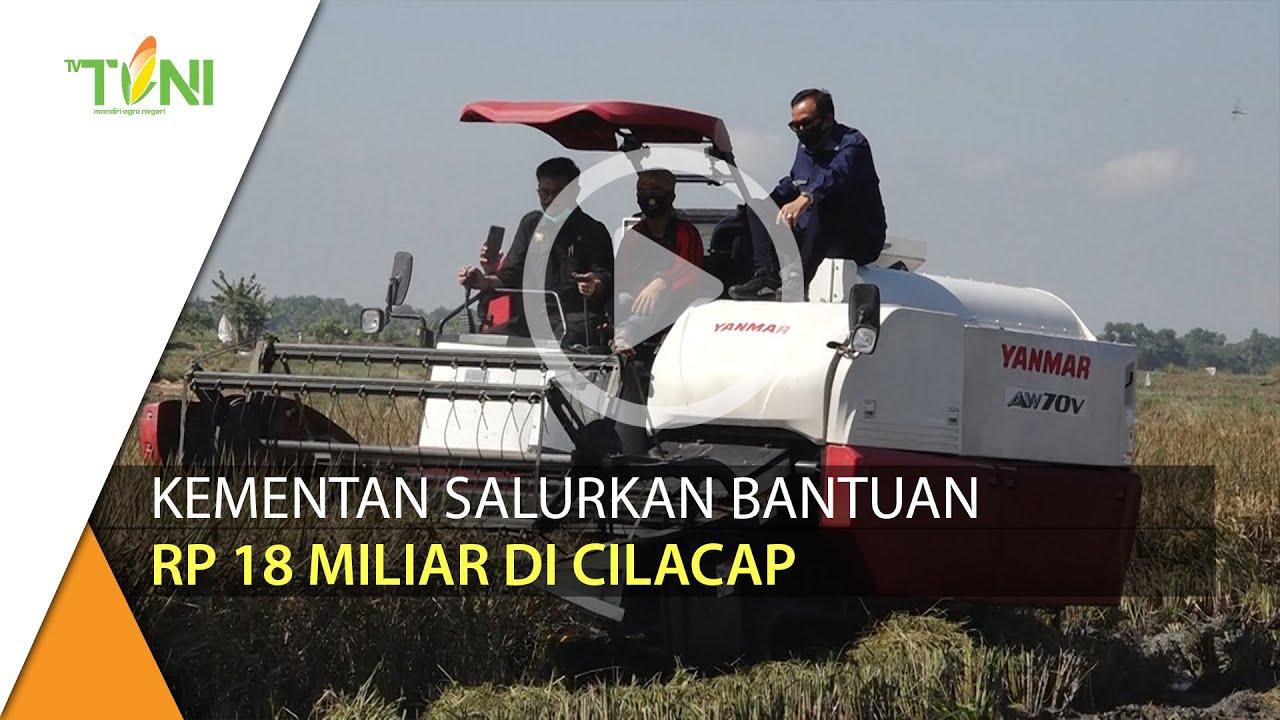 Kementerian Pertanian Salurkan Rp 18 Miliar Untuk ...