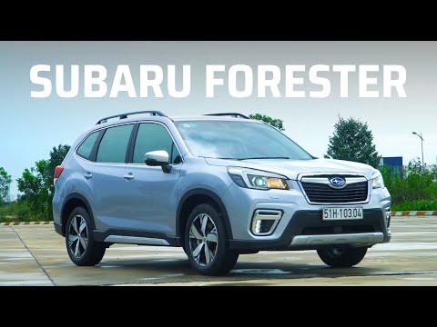 Trên tay Subaru Forester 2019 phiên bản 2.0 i-s
