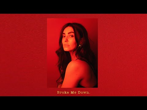 Janine - Broke Me Down (Official Lyric Video)