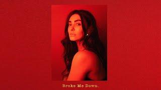 Janine - Broke Me Down (Official Lyric Video)