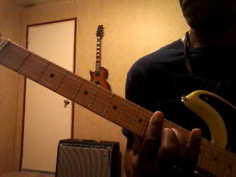 Lord Search  My Heart Gospel Imperials Guitar Cover