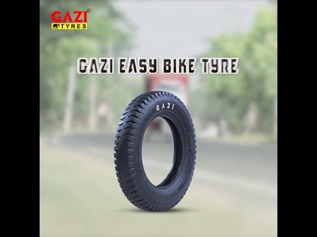 Gazi Easy Bike Tyres