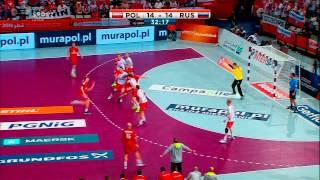 Гандбол Россия - Польша (Катар 2015)