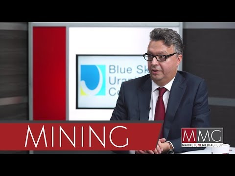Blue Sky Uranium wants to be the first domestic supplier in Argentina