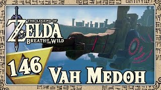 THE LEGEND OF ZELDA BREATH OF THE WILD Part 146: Im Inneren des Titans Vah Medoh