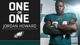 Philadelphia eagles running back jordan howard sits down to discuss what his parents mean him and more.#flyeaglesfly #eagles #nyjvsphi #nflsubscribe th...