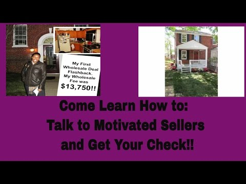 Real Estate Follow up Script: Talking to Motivated Sellers: Phone Script for Real Estate Investor