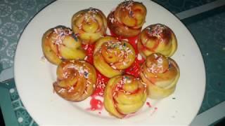 ROSE FLOWER CAKE | HOMEMADE BY ROSE FLOWER CAKE RECIPE SRILANKA