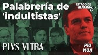 Image del Video: Plus Ultra con Pio Moa; Palabrería de 'indultistas'