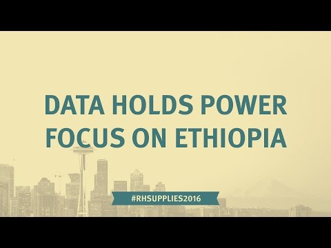 Data Holds Power – Focus On Ethiopia