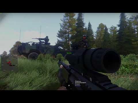 Fuck Knows ARMA3 Nato mission Pt2